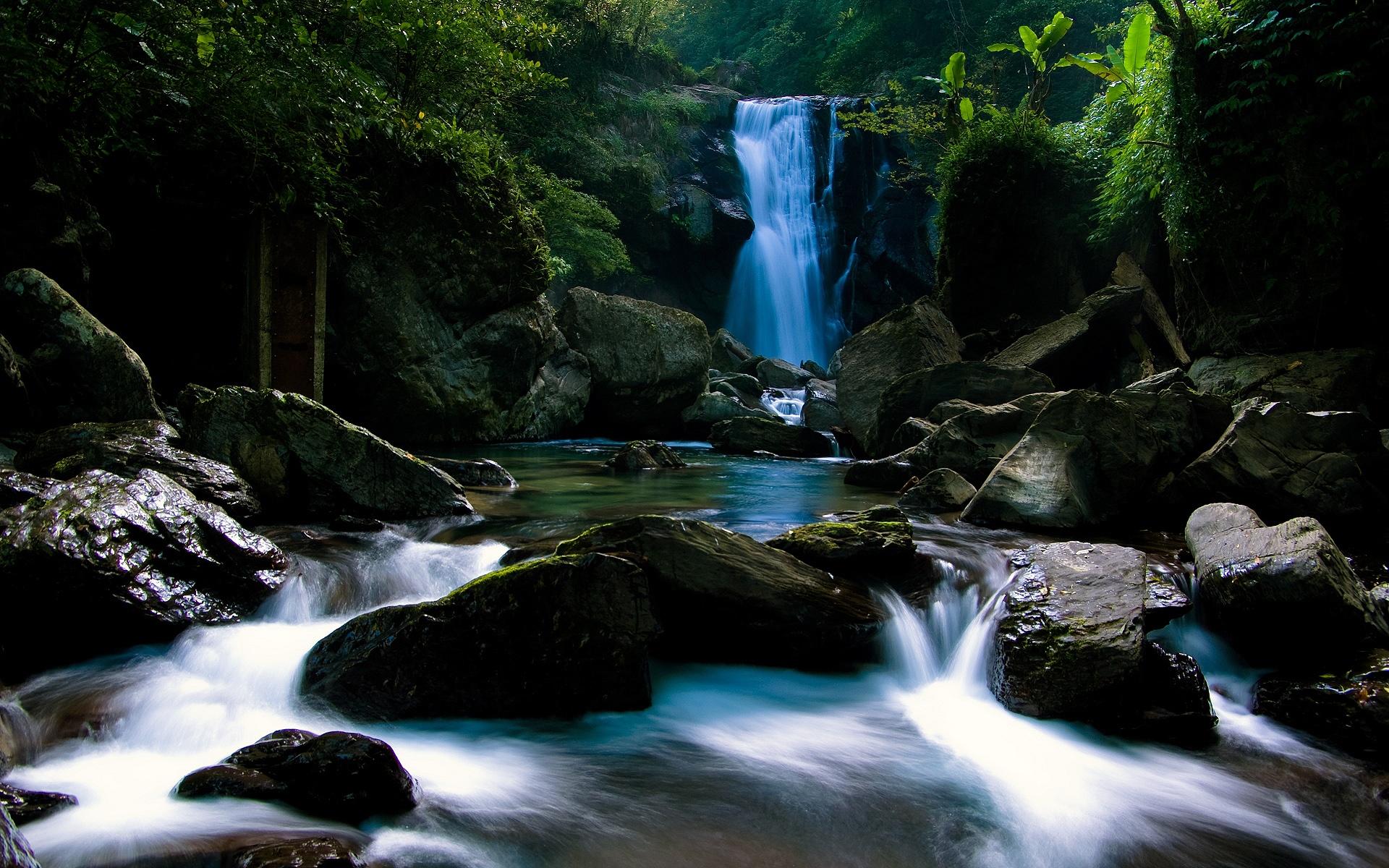 20 Gorgeous HD Waterfall Wallpapers - HDWallSource.com