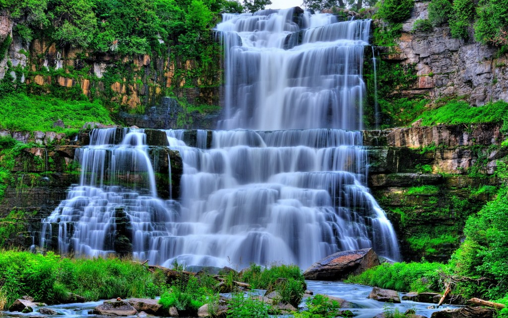 beautiful-forest-waterfall-wallpaper-34055-34824-hd-wallpapers