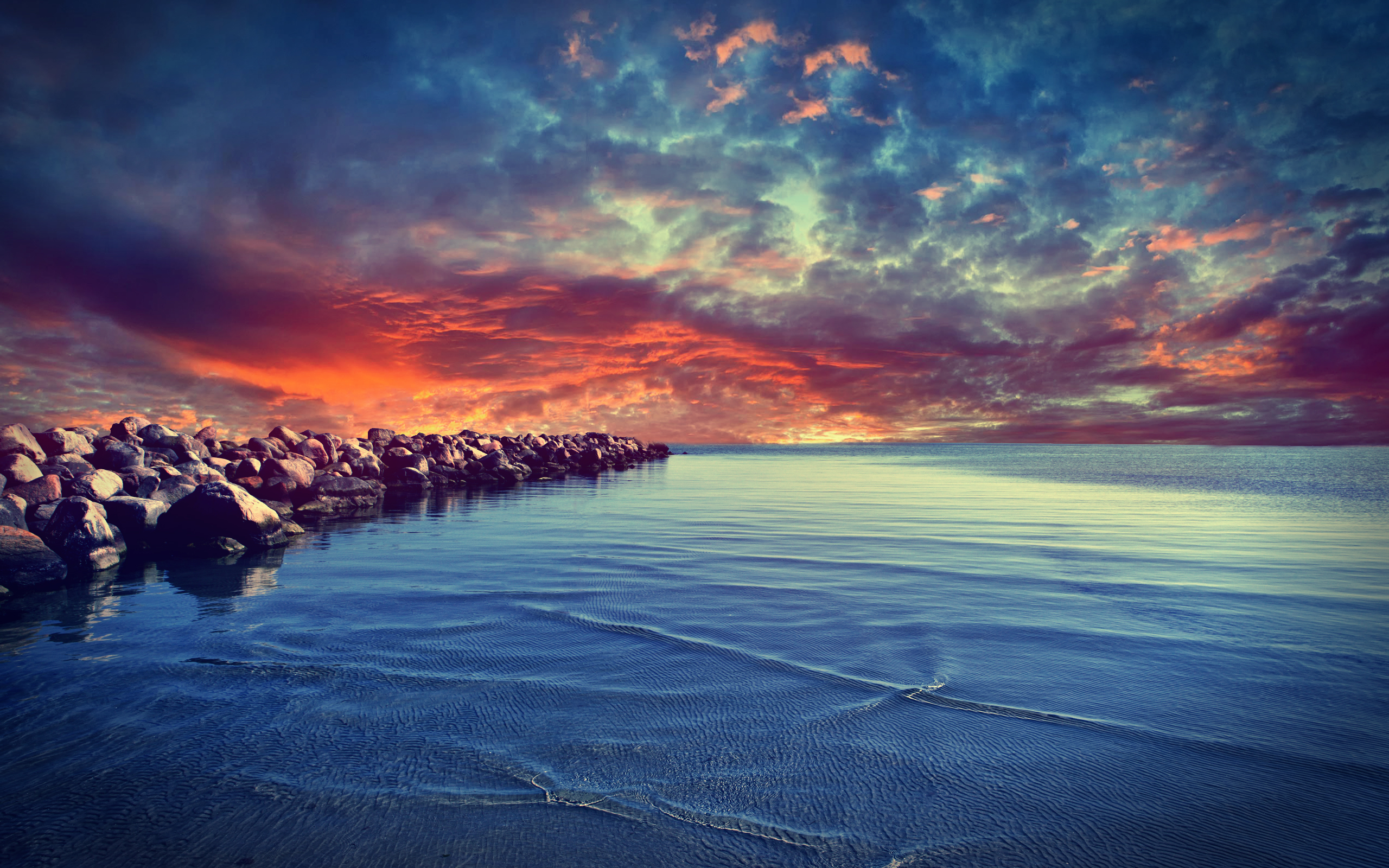 15 Gorgeous HD Sunset Wallpapers