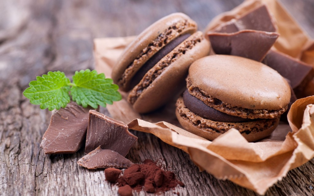 chocolate-macaron-wallpaper-42296-43292-hd-wallpapers