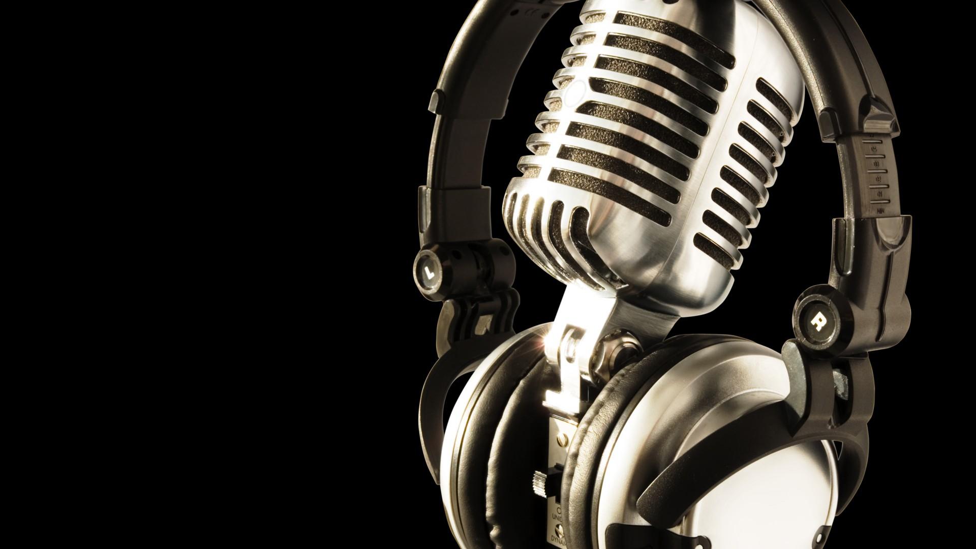 10 fantastic hd microphone wallpapers - Microphone wallpaper ...