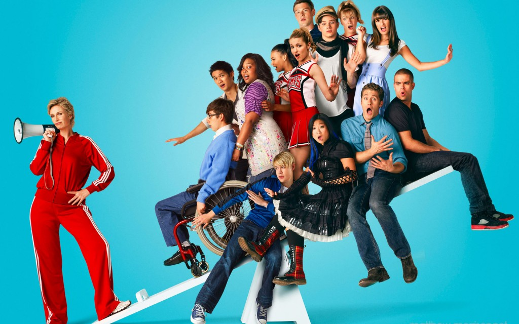 glee wallpapers