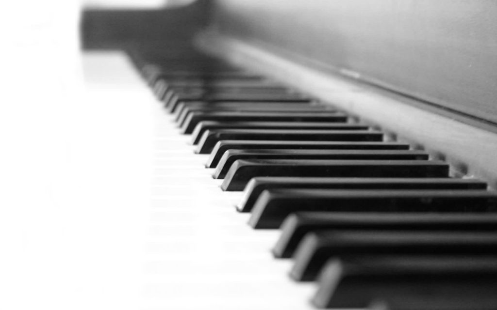 piano keys desktop wallpapers