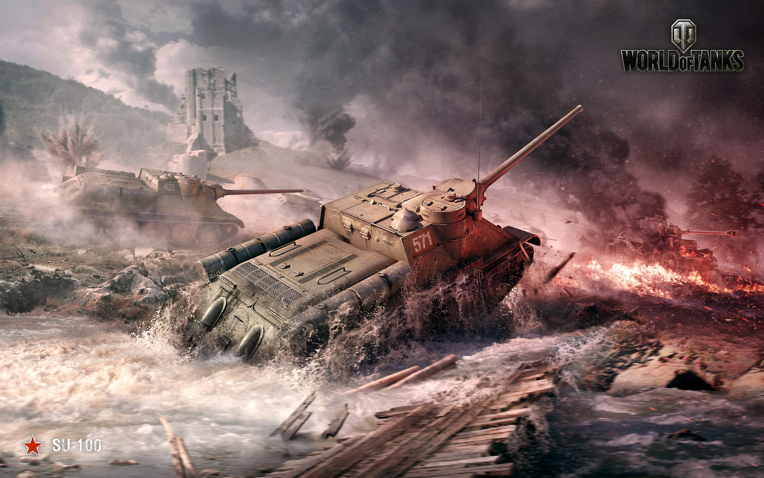 15 hd world of tanks wallpapers