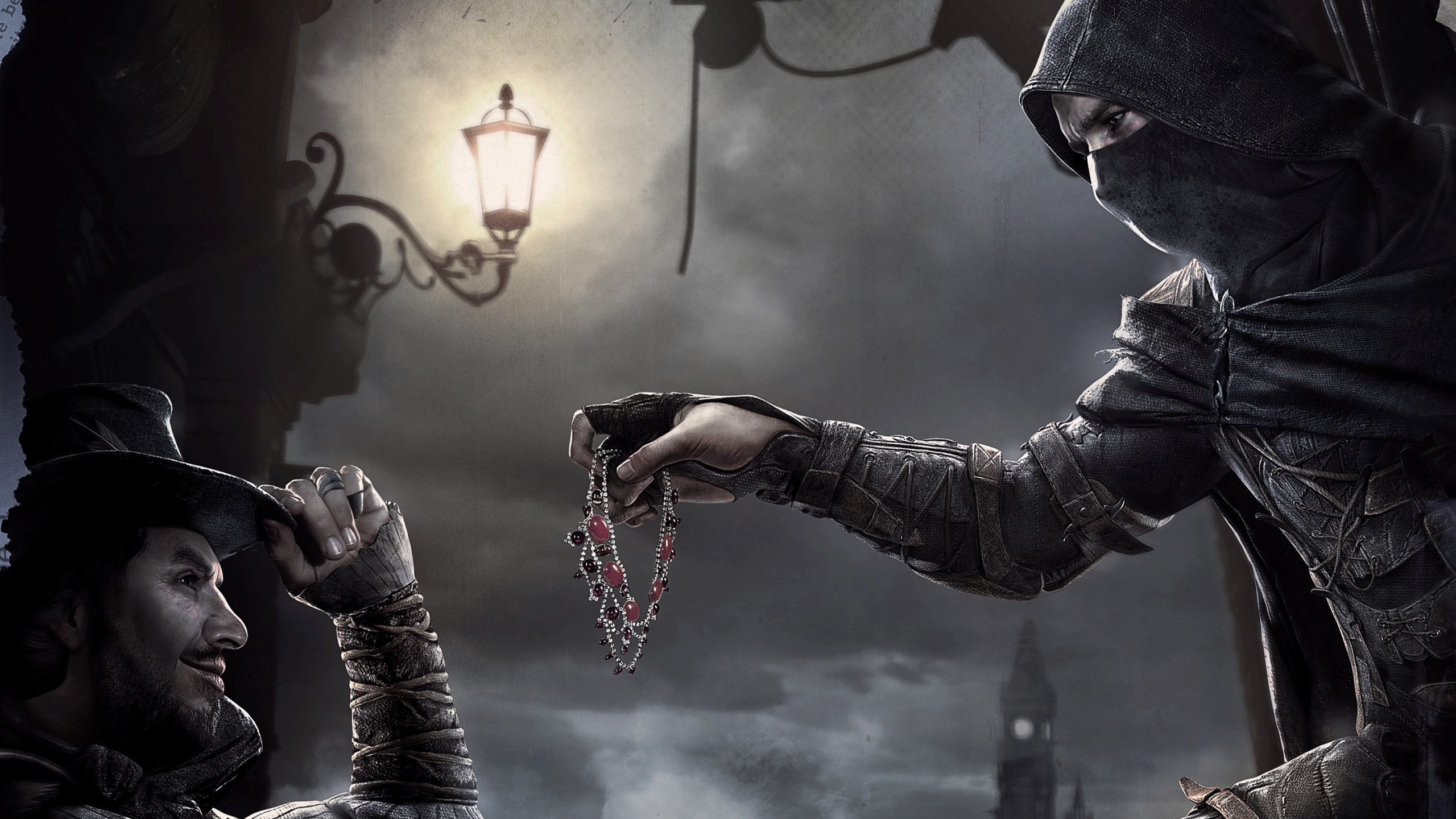 Games Wallpapers Hd 10 HD Thief Gam...