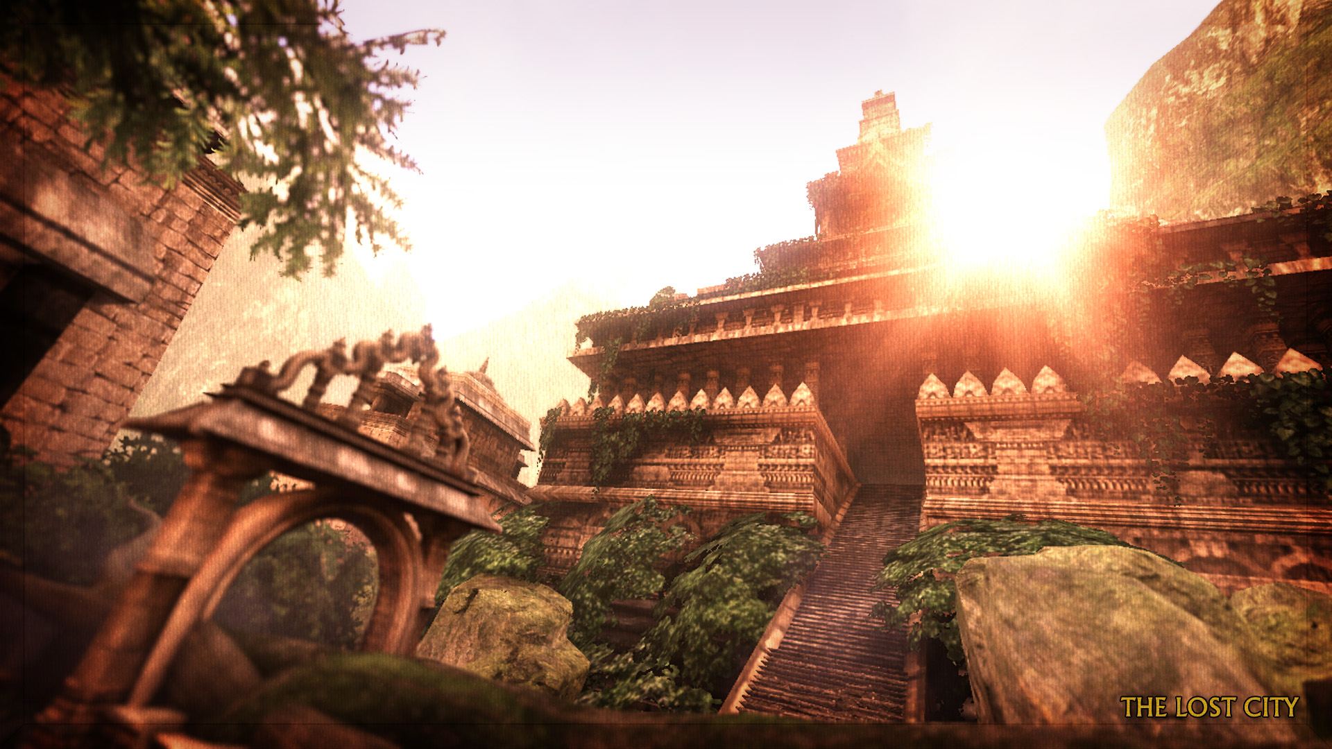 14 hd uncharted wallpapers - Uncharted wallpaper ...