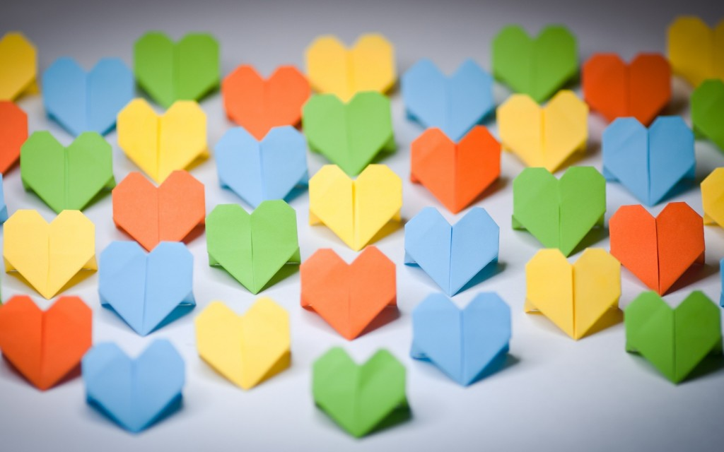 colorful-origami-hearts-wallpaper-43523-44580-hd-wallpapers