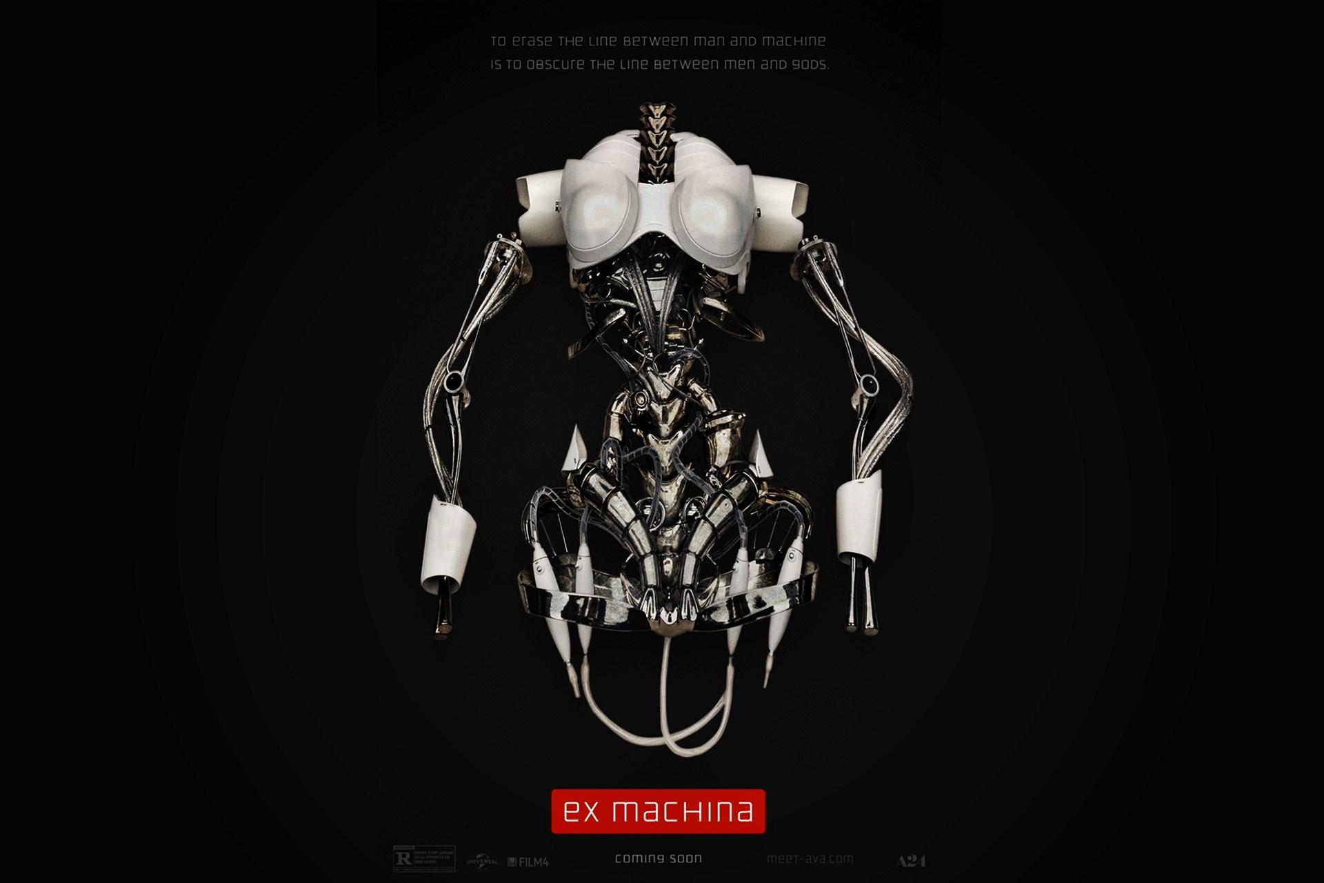 HD Ex Machina Movie Wallpapers - HDWallSource.com