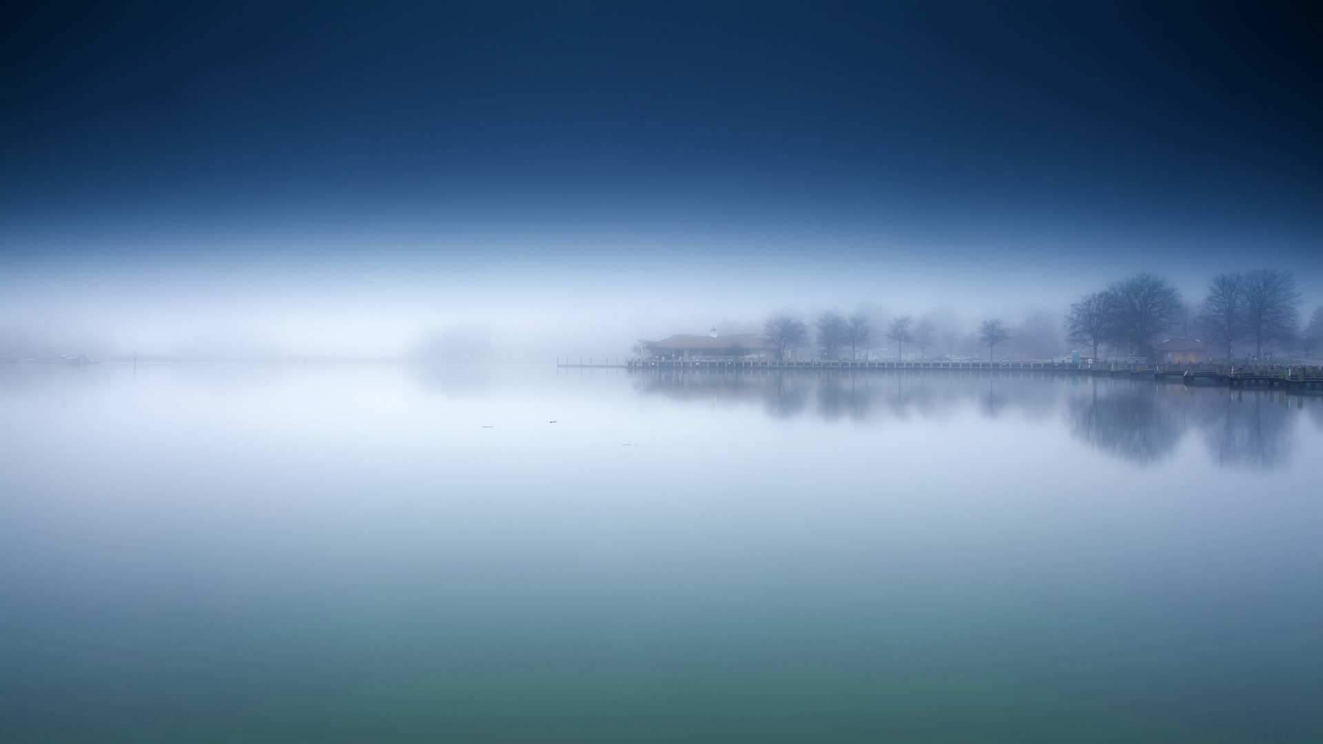 Photo Collection Fog Abstract Wallpaper