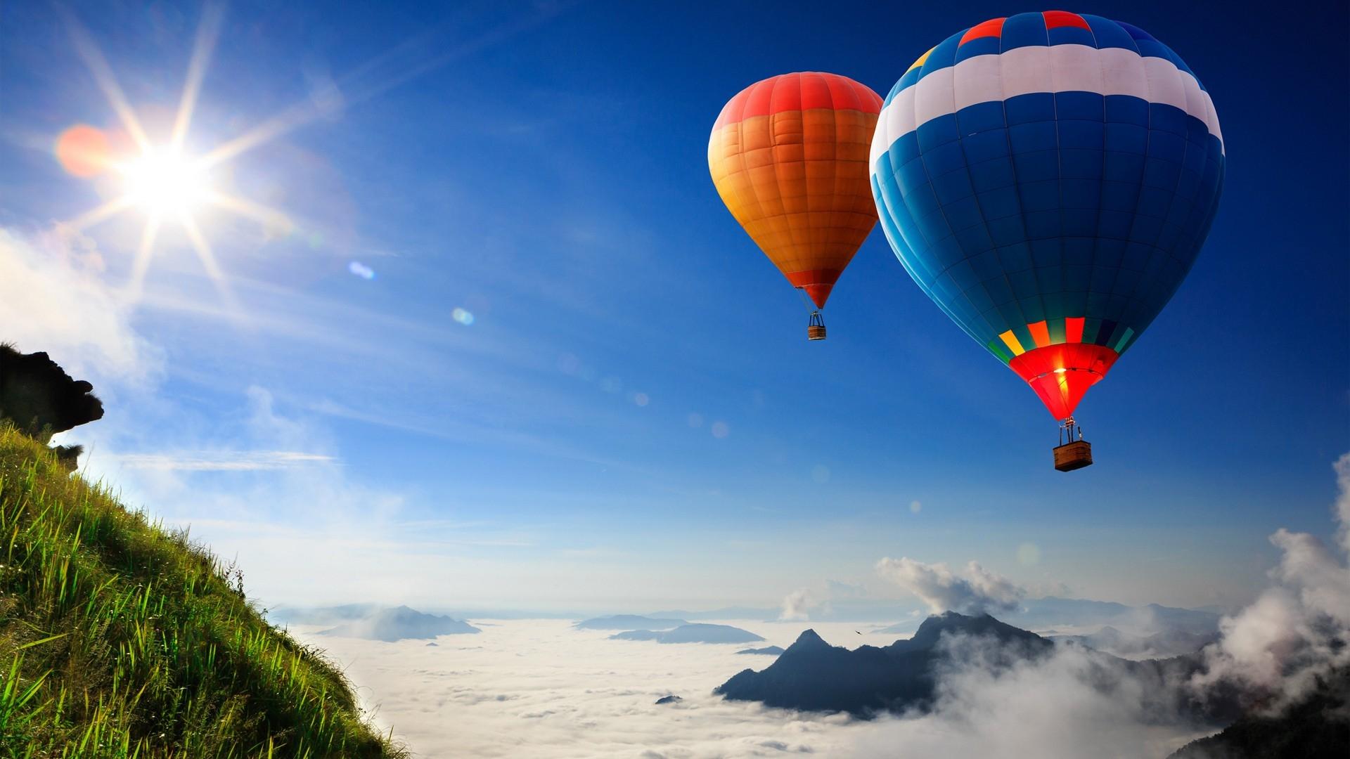 21 Wonderful HD Hot Air Balloon Wallpapers - HDWallSource.com