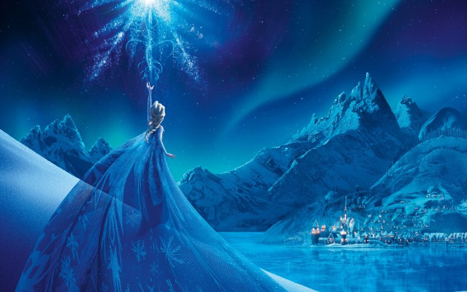 22 HD Frozen Movie Wallpapers