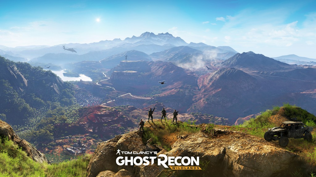 ghost recon wildlands wallpapers