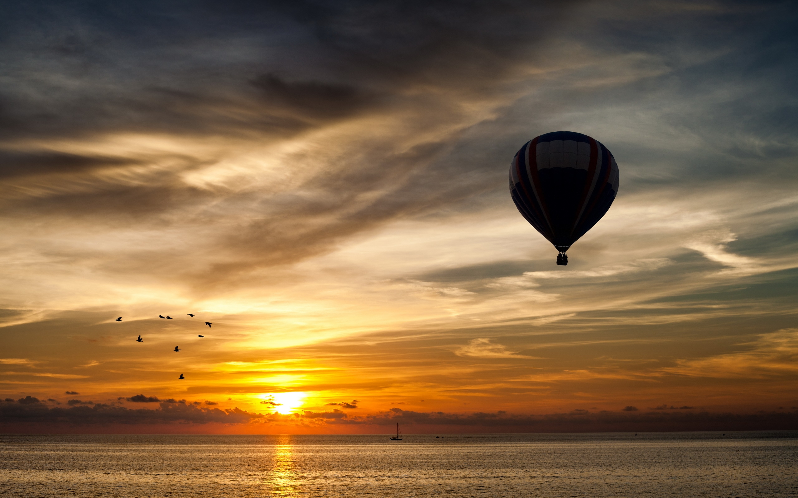 21 wonderful hd hot air balloon wallpapers for Belle image hd