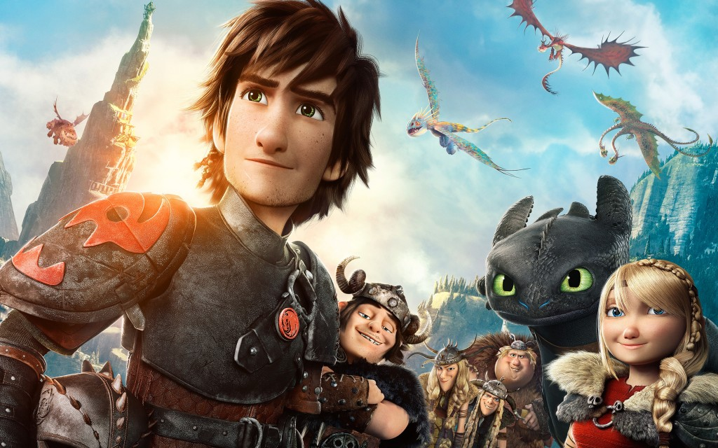 how to train your dragon movie wallpapers