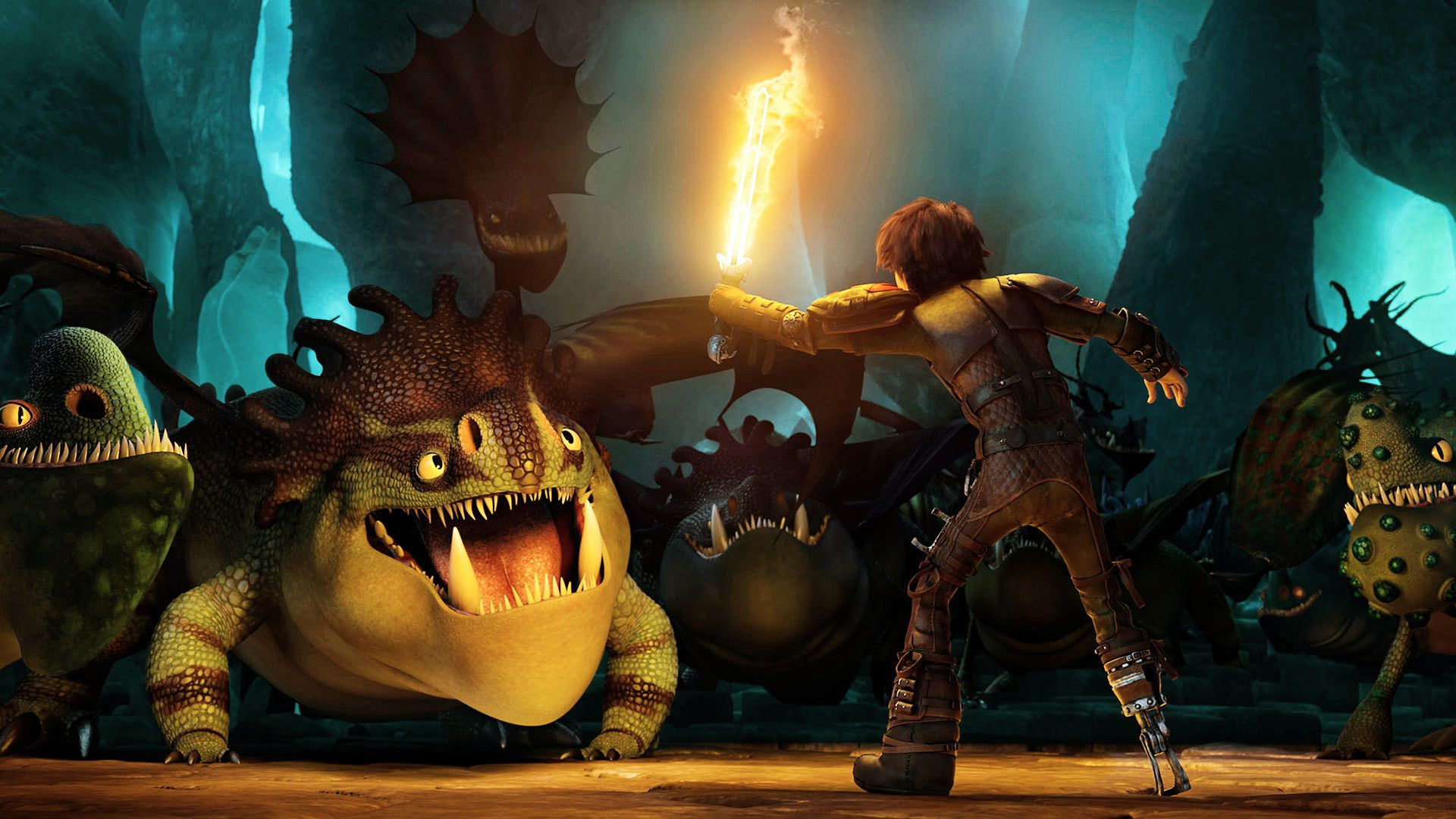 how to train dragon 2 download in hindi