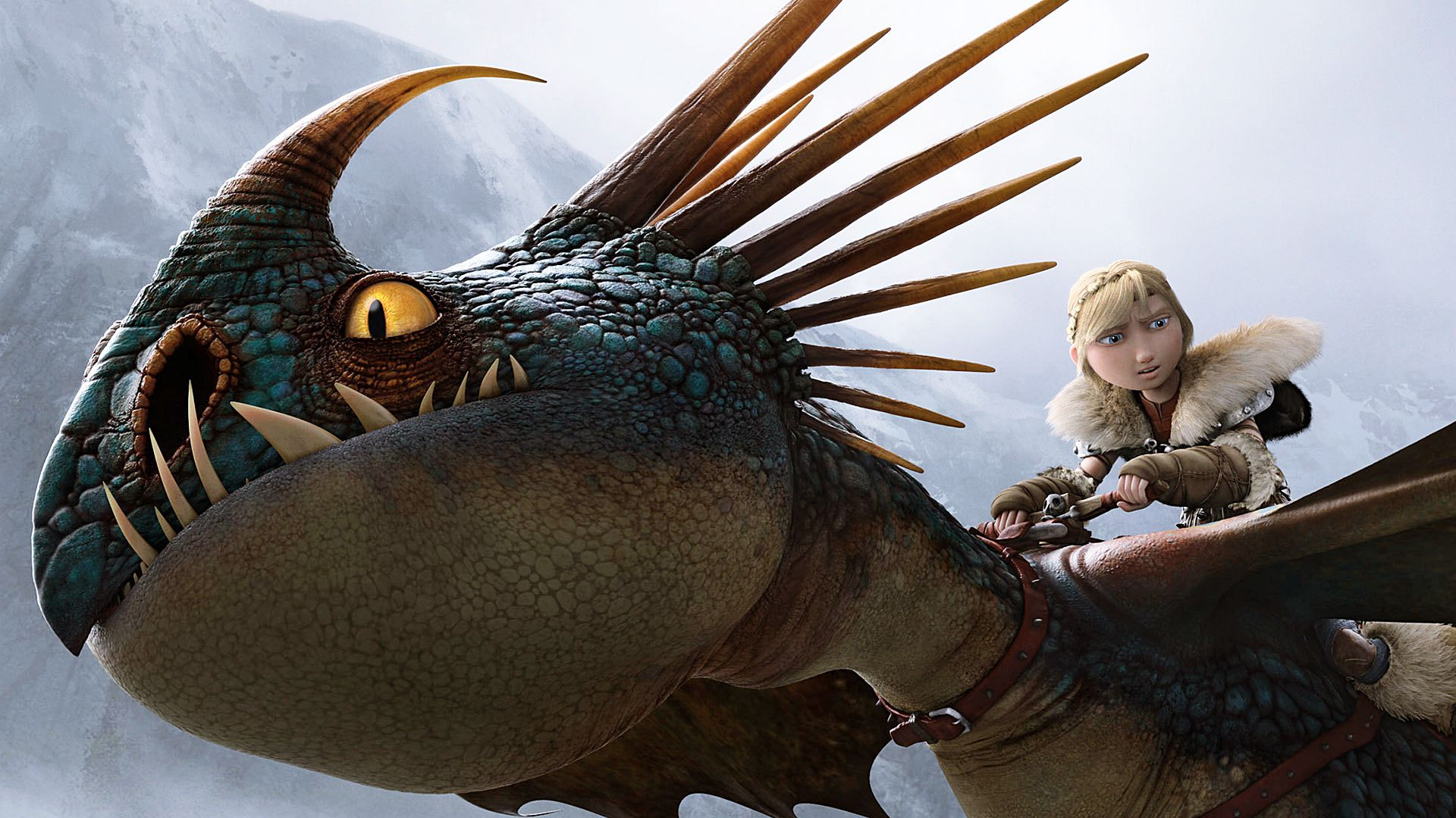 How To Train Your Dragon Wallpaper 1920x1080
