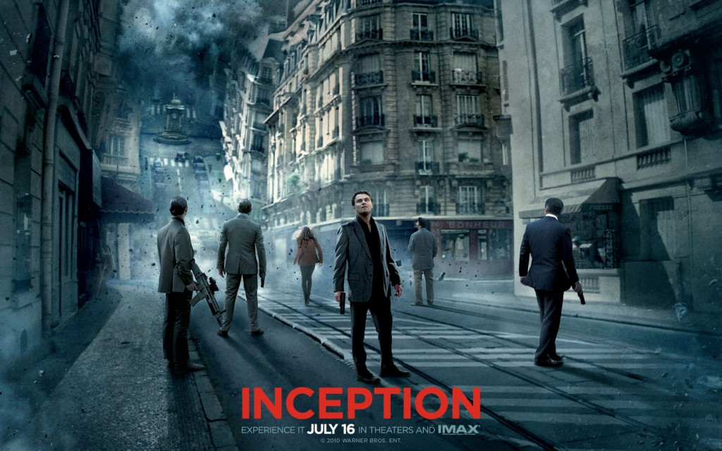 a review of the movie inception