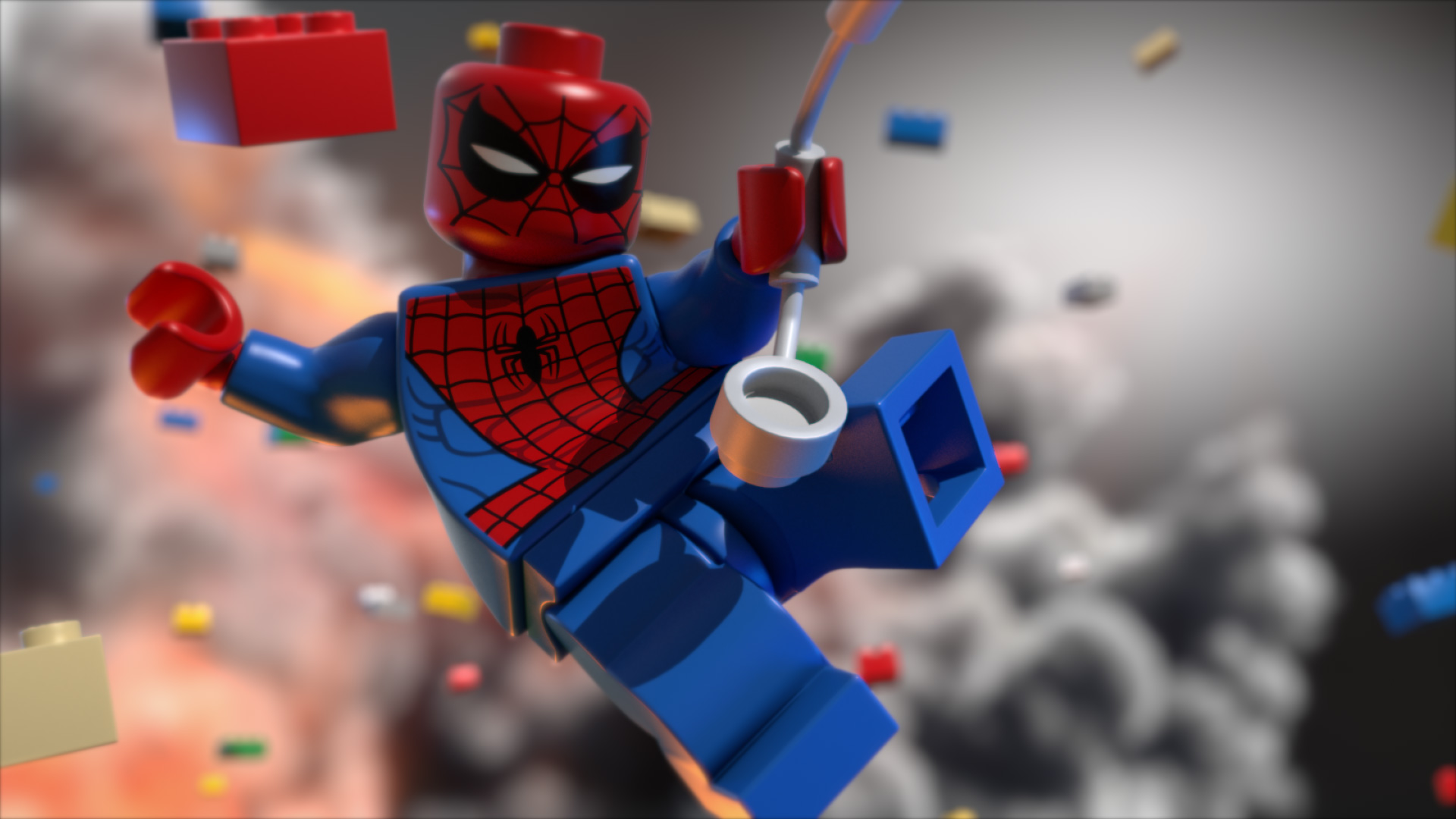 25 excellent hd lego wallpapers