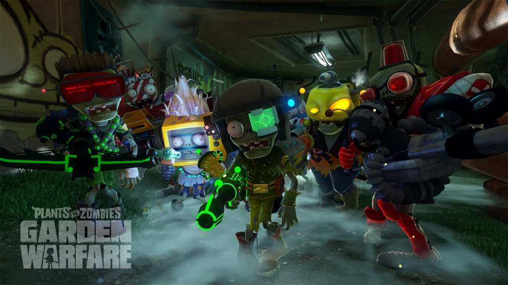 plants vs zombies garden warfare wallpapers