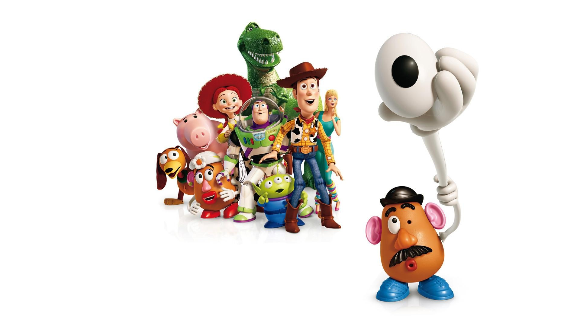 29 hd toy story movie wallpapers - Toy story wallpaper ...