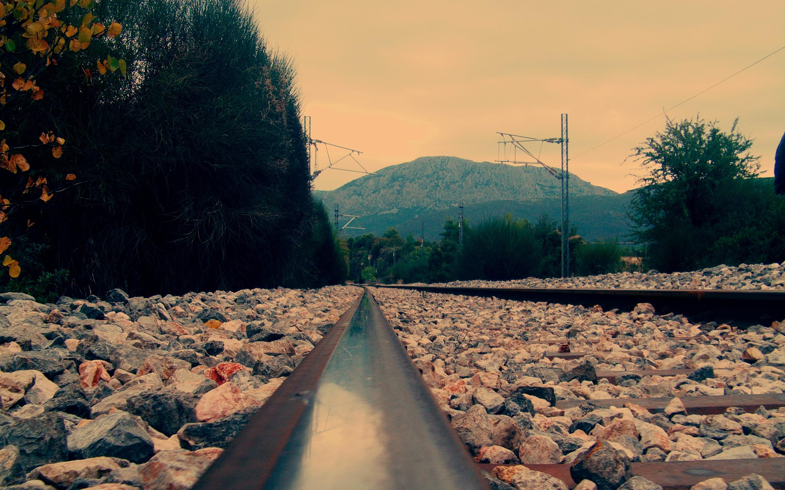 Train track wallpapers archives - Track wallpaper hd ...