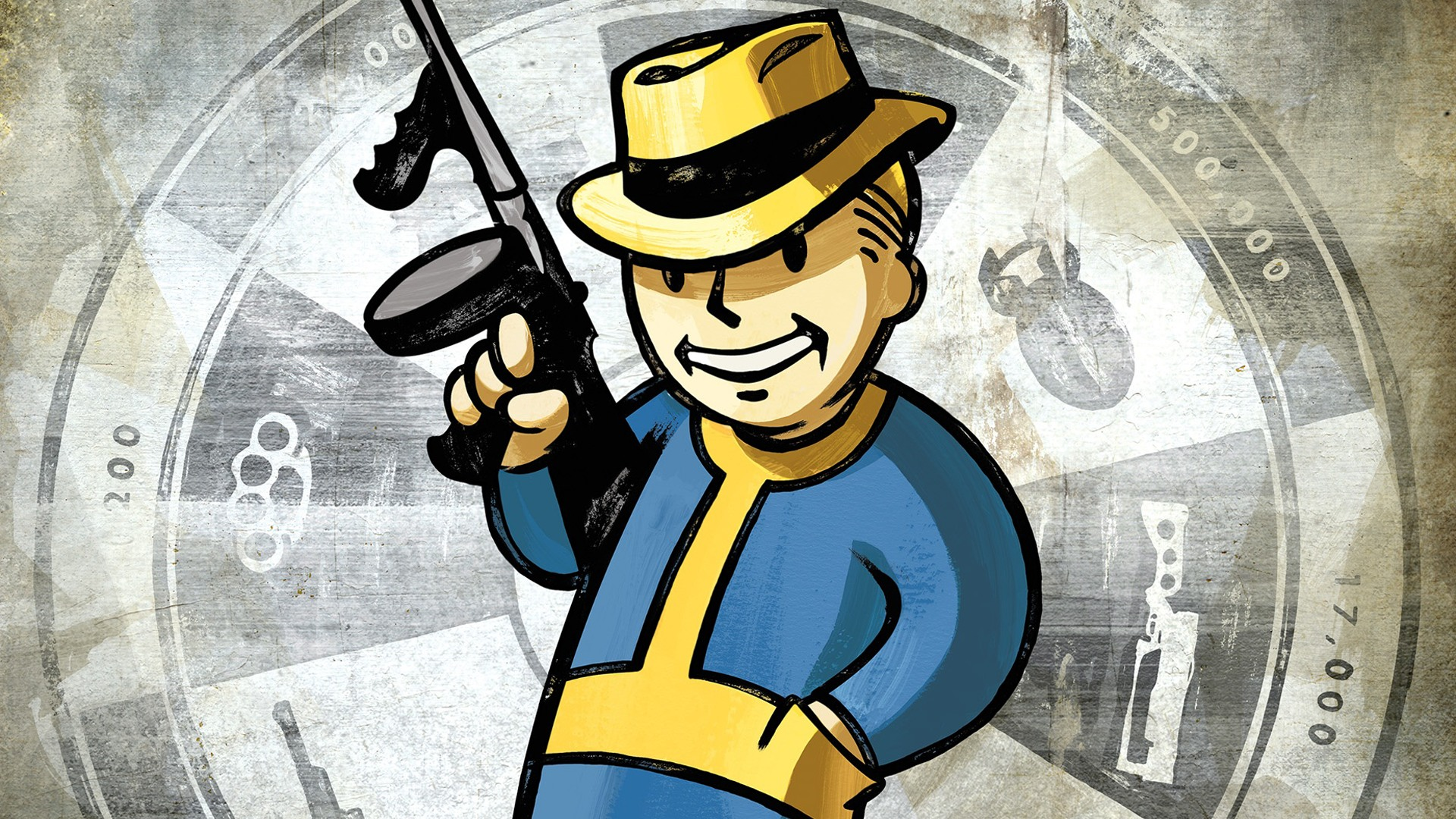 6 hd fallout vault boy wallpapers hdwallsourcecom