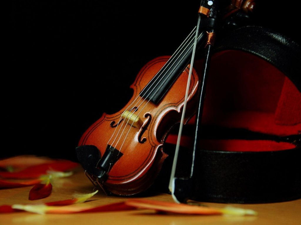 violin computer wallpapers