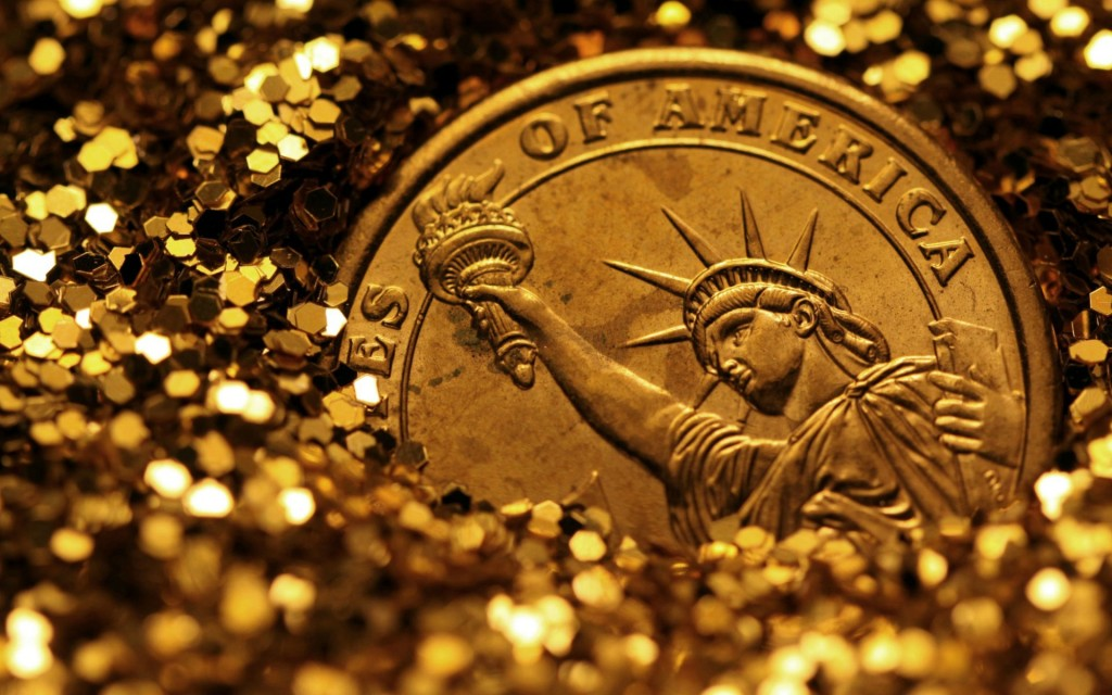 awesome gold coin wallpapers