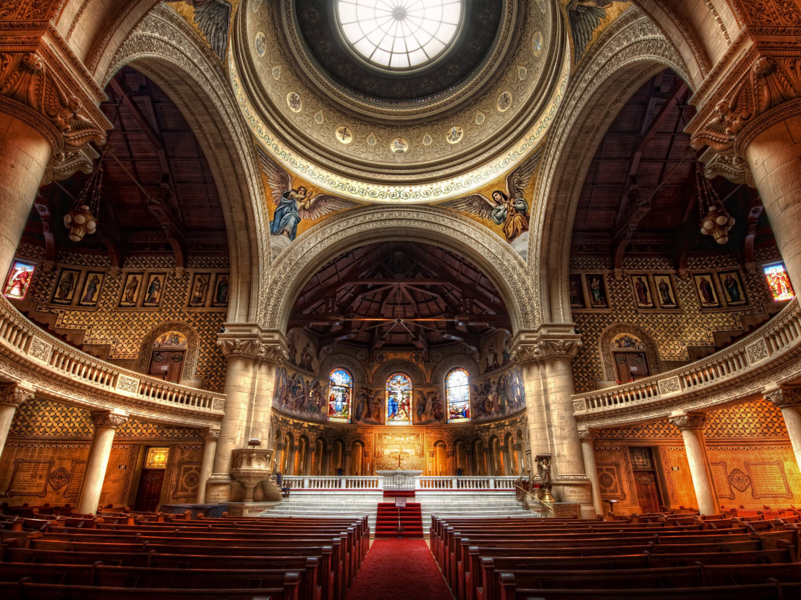 12 Wonderful HD Church Wallpapers HDWallSourcecom