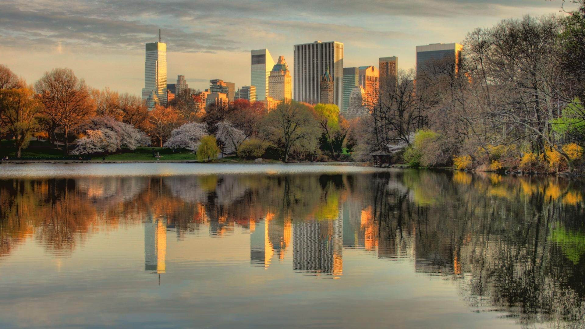 16 excellent hd central park wallpapers for Central park wallpaper
