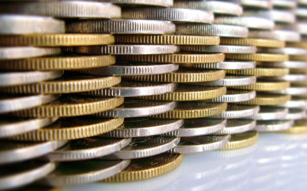 coins desktop wallpapers