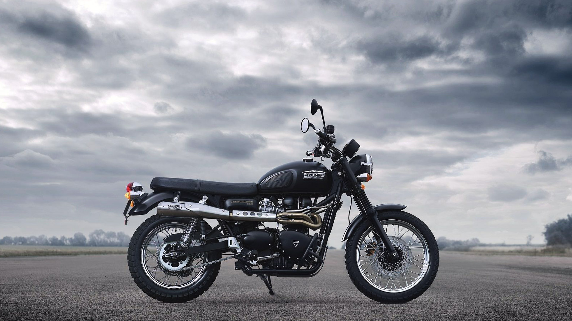 18 Excellent Triumph Motorcycles Wallpapers  HDWallSourcecom