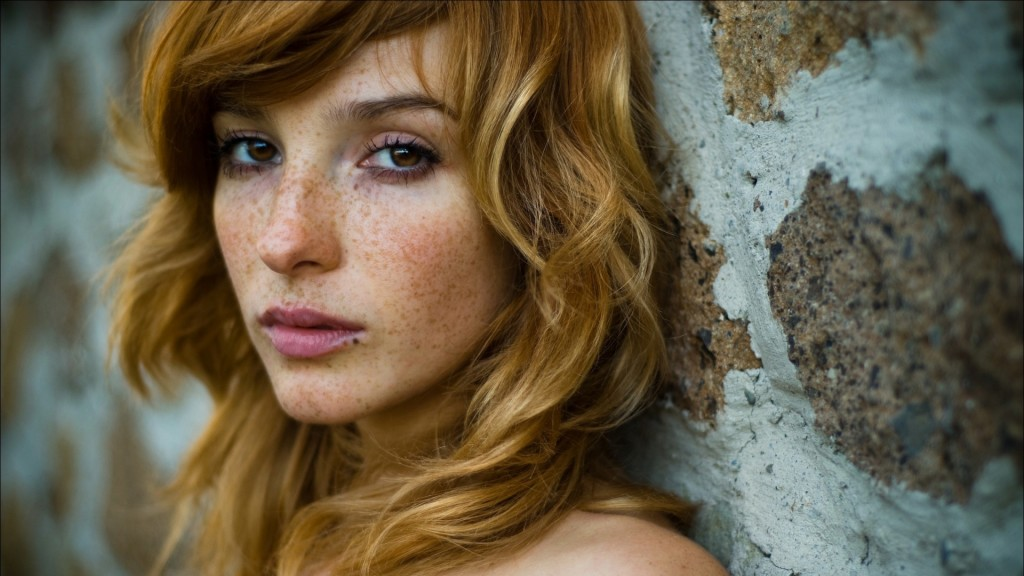 woman freckles wallpapers