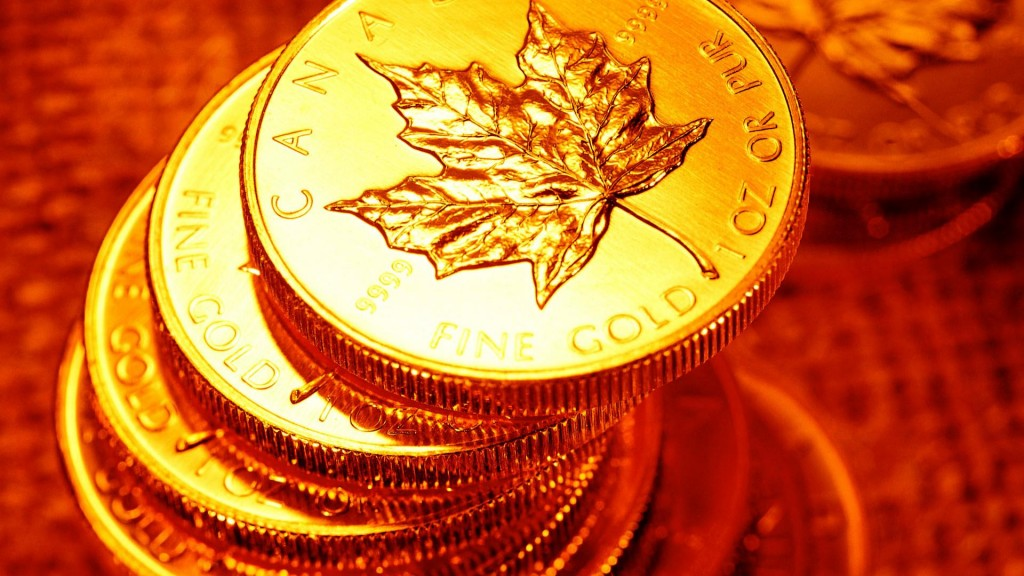 gold coins desktop wallpapers