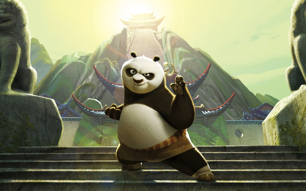 kung fu panda movie wallpapers