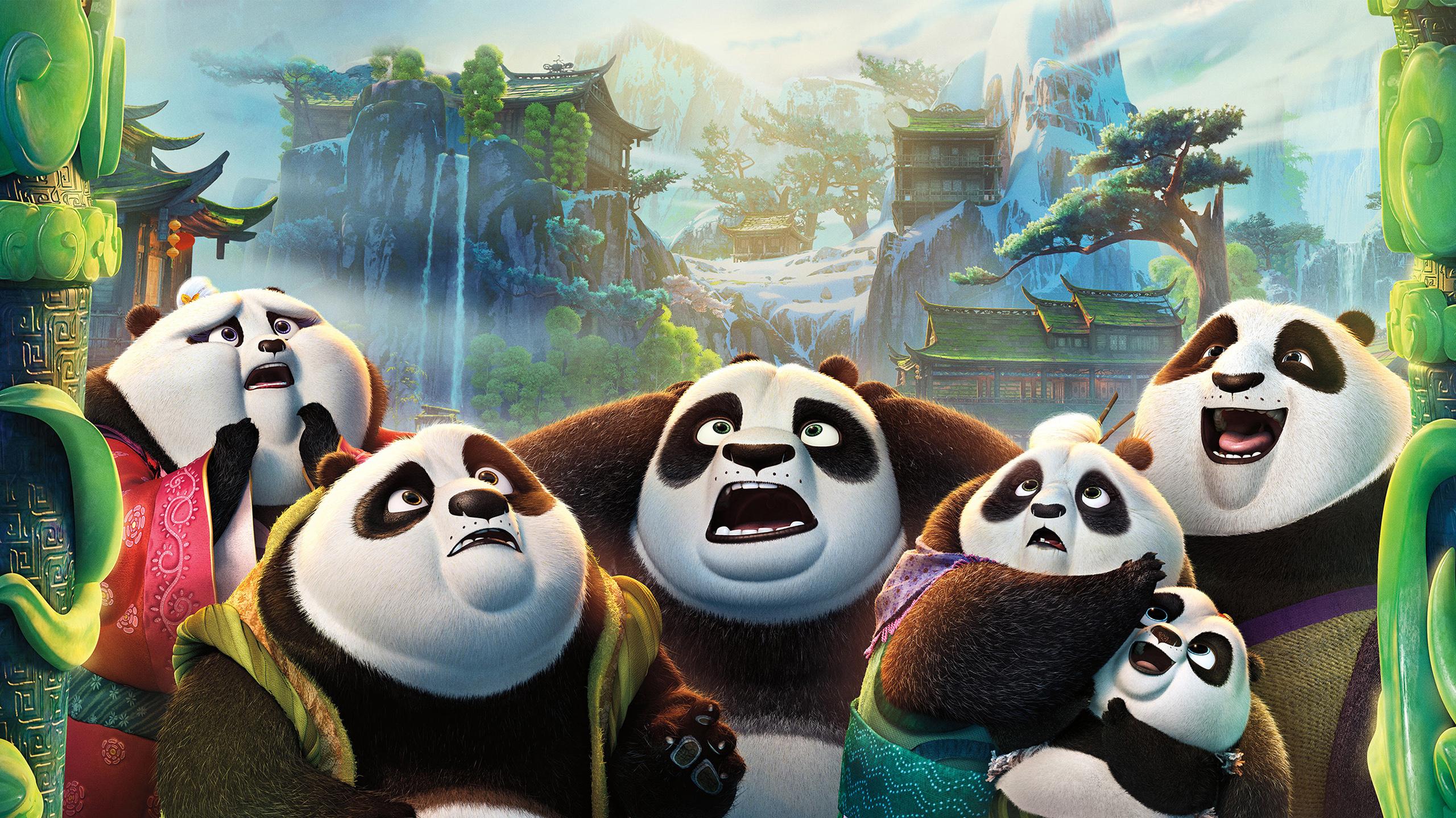 22 hd kung fu panda movie wallpapers