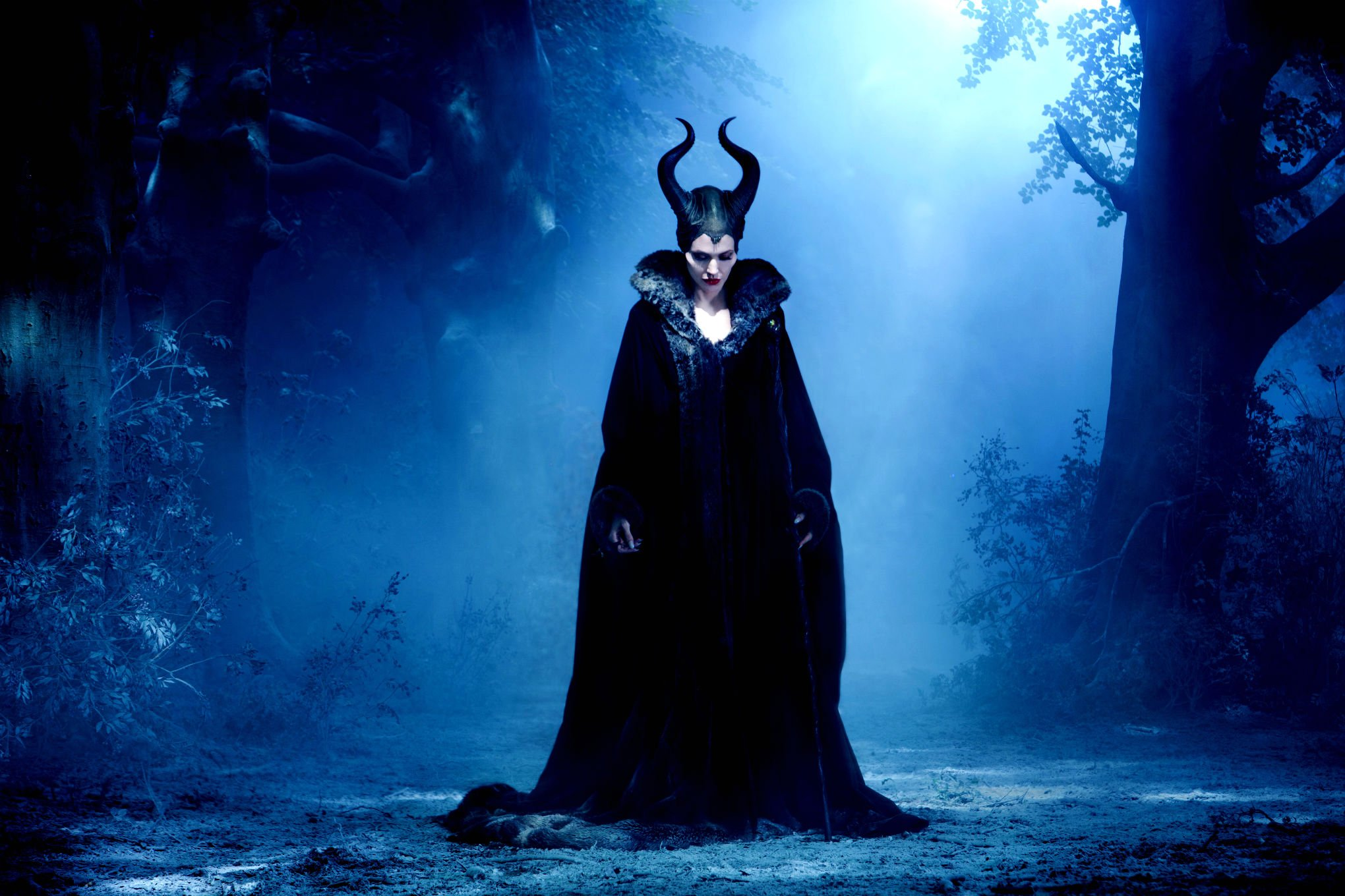 Disney Movies Hd Wallpapers: 9 HD Maleficent Movie Wallpapers