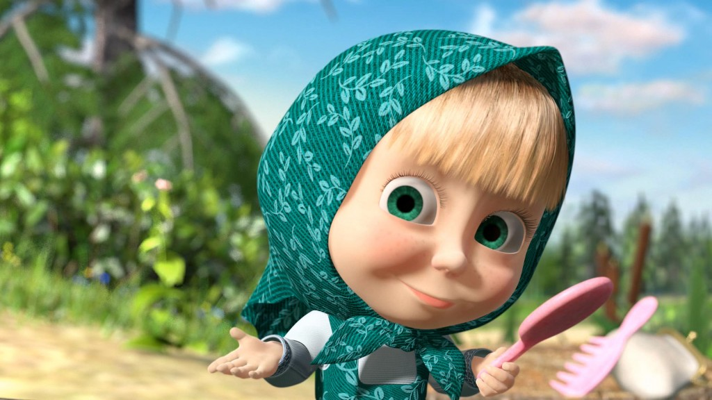 Masha and The Bear , Masha and The Bear Wallpapers , Wallpapers