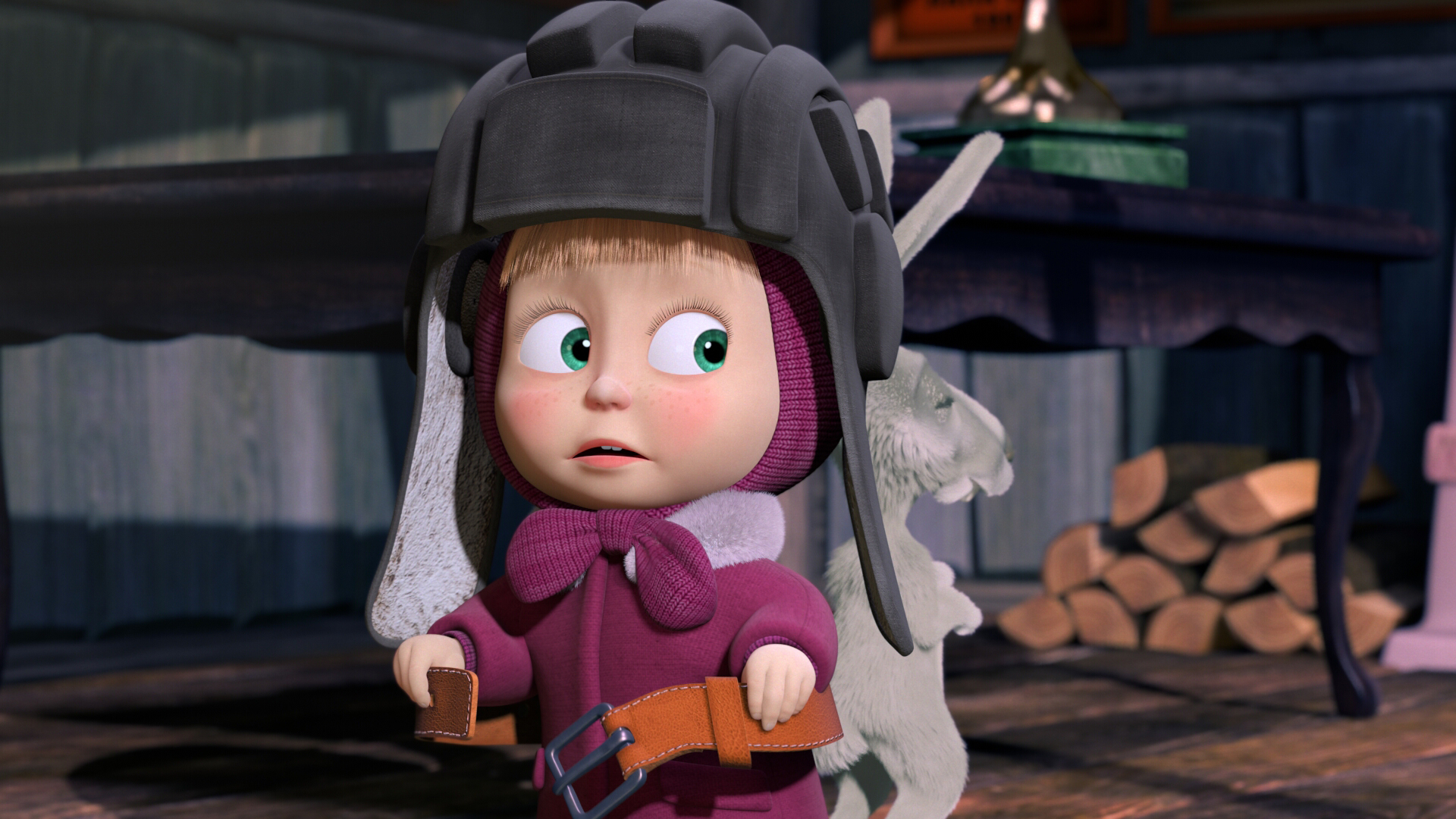 19 HD Masha and The Bear Wallpapers  HDWallSource.com