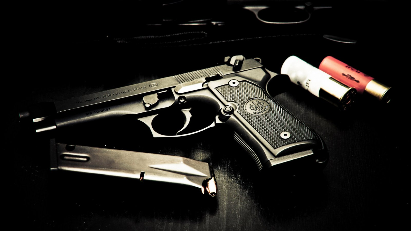 gun wallpaper for walls - photo #14