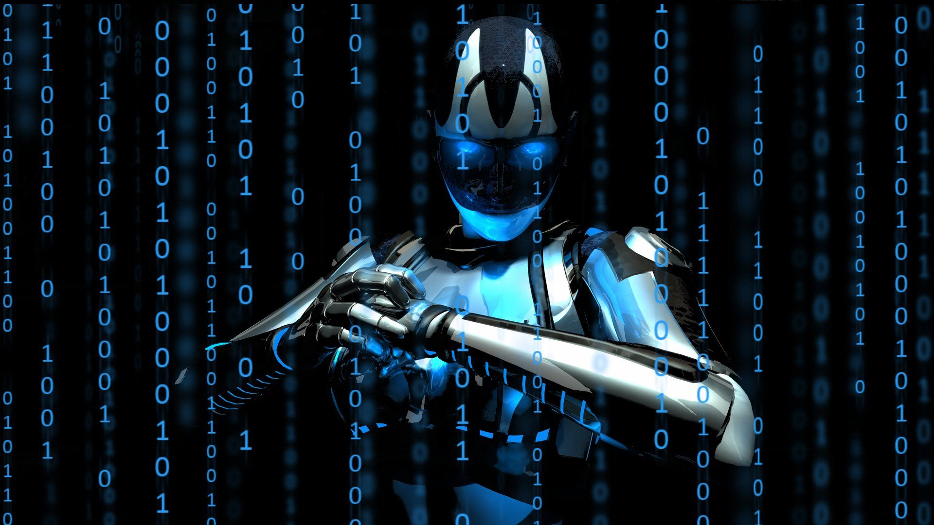 Hd wallpaper robot - 19 Awesome Hd Robot Wallpapers