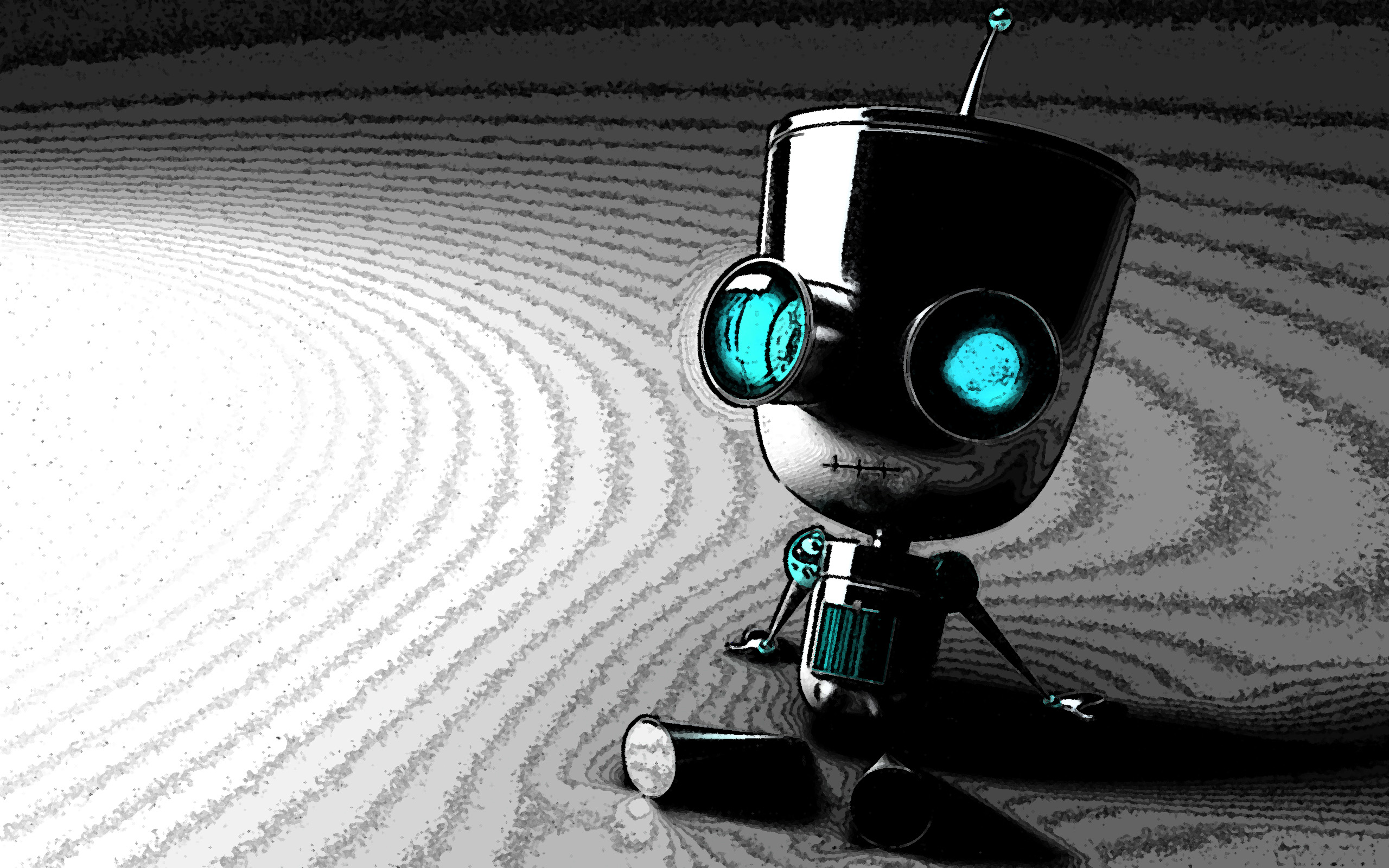 HD Robot Wallpapers