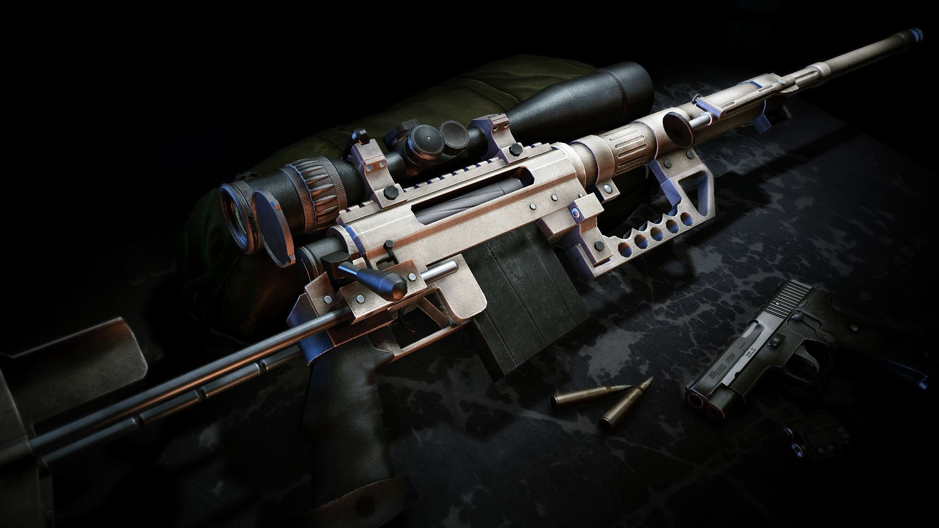 13 HD Sniper Rifle Guns Wallpapers - HDWallSource.com