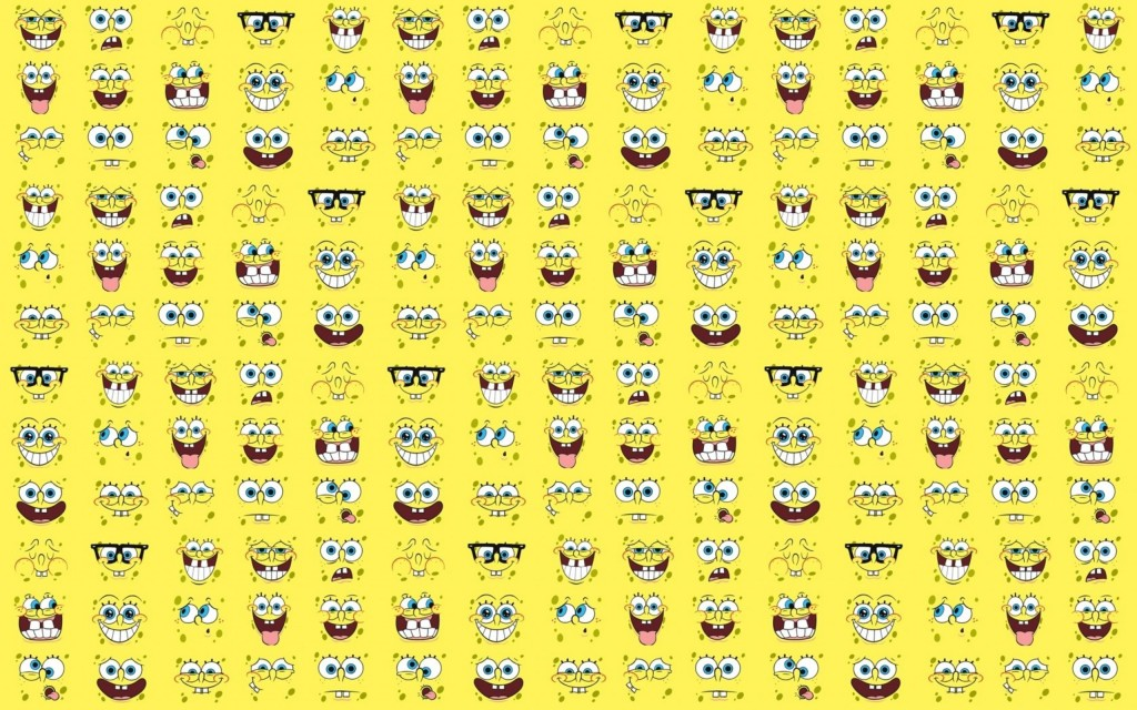 spongebob squarepants widescreen wallpapers