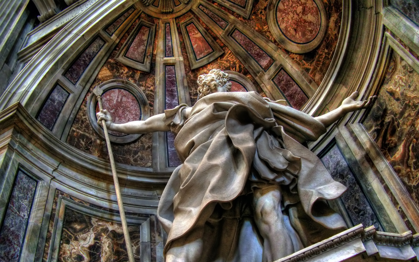 14 Excellent HD Statue Wallpapers