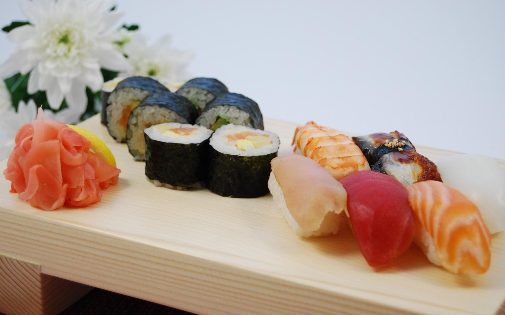 26 Fantastic HD Sushi Wallpapers - HDWallSource.com