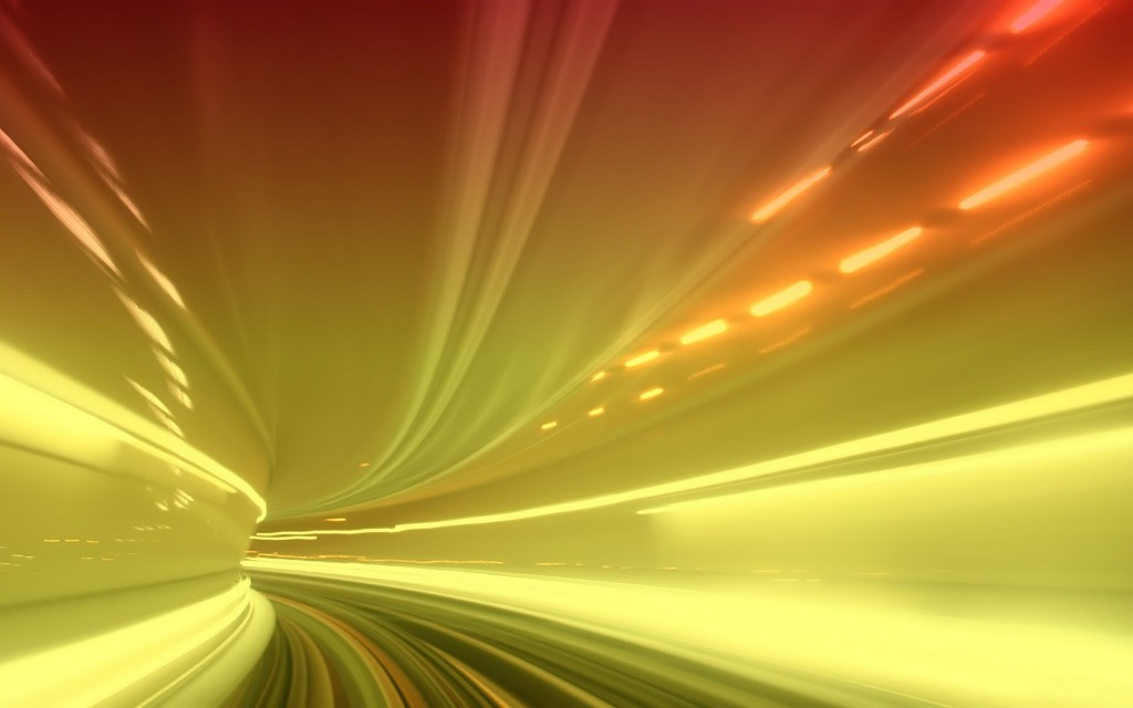 abstract tunnel lights wallpapers