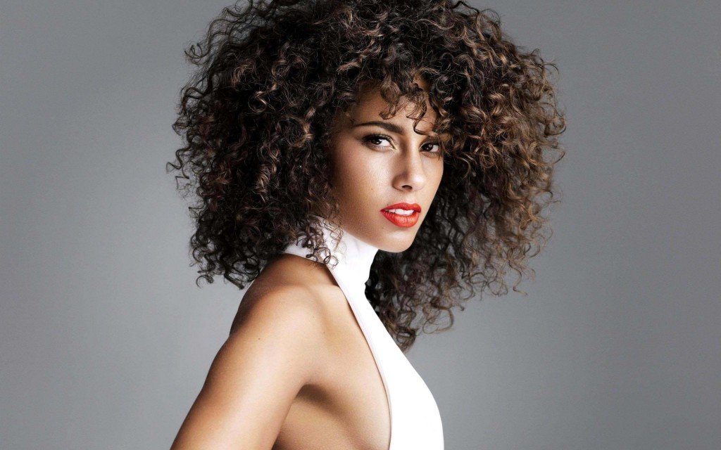 alicia keys wide wallpapers
