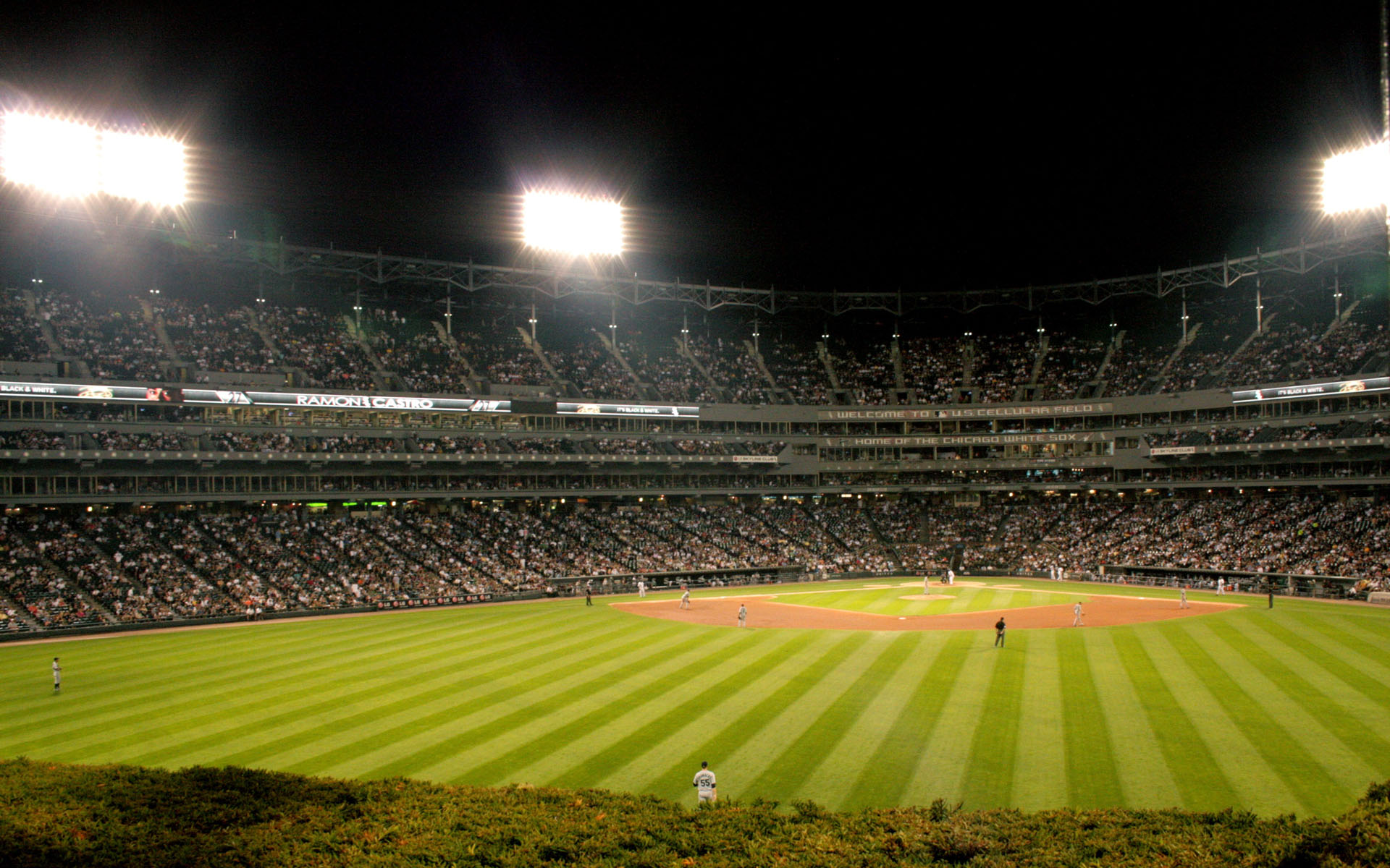 mlb baseball fields wallpaper - photo #24