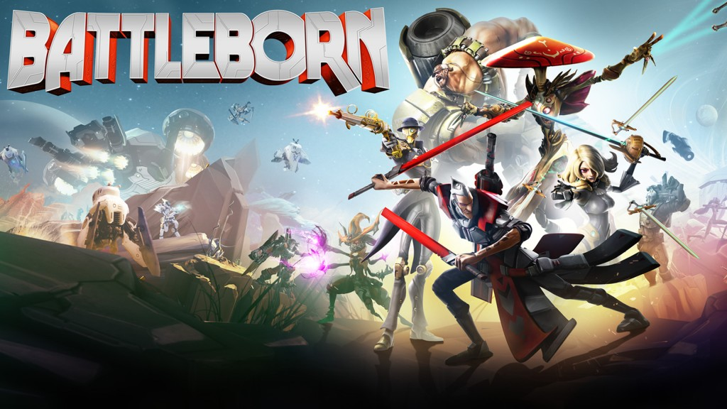battleborn game wallpapers